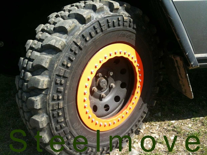Accessori e ruote steelmove