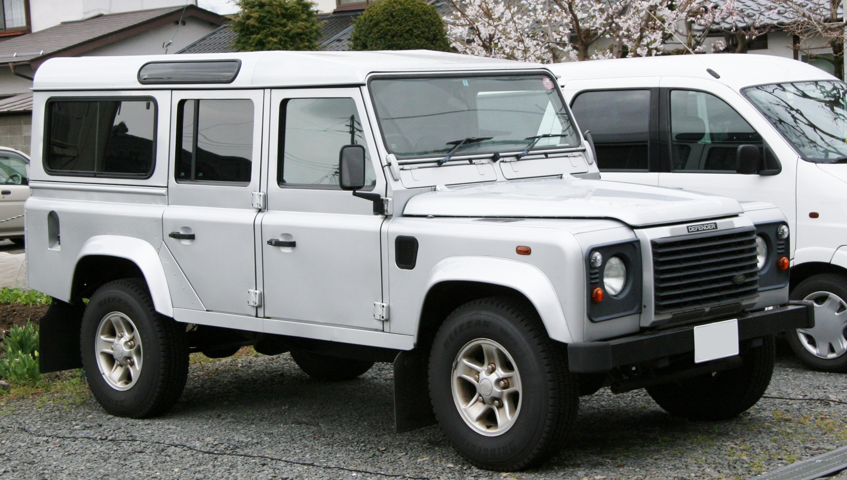 Parti Speciali E Protezioni Off Road Per Land Rover Defender
