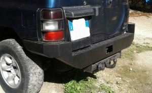 Paraurti posteriore Pajero V20