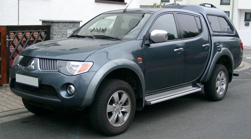 Mitsubishi L200 new