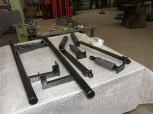 Sottoporta  Roll bar