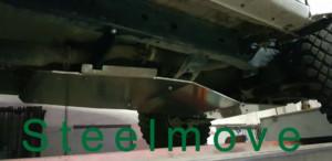Piastra anteriore cambio riduttore Kzj Kdj 90