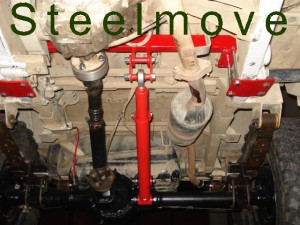 Traction Bar Evo 1a