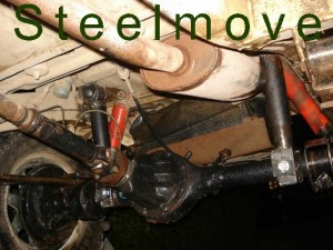 Traction Bar Evo 3